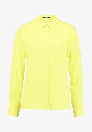ZITA - Button-down blouse - lime