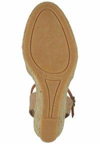 Sansibar Shoes - Sleehakken - beige - 4