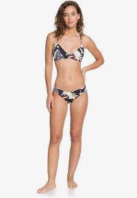 Roxy - Bikini bottoms - anthracite praslin s - 1