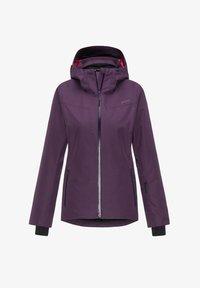 PYUA - ELATION - Outdoor jacket - shadow purple - 5