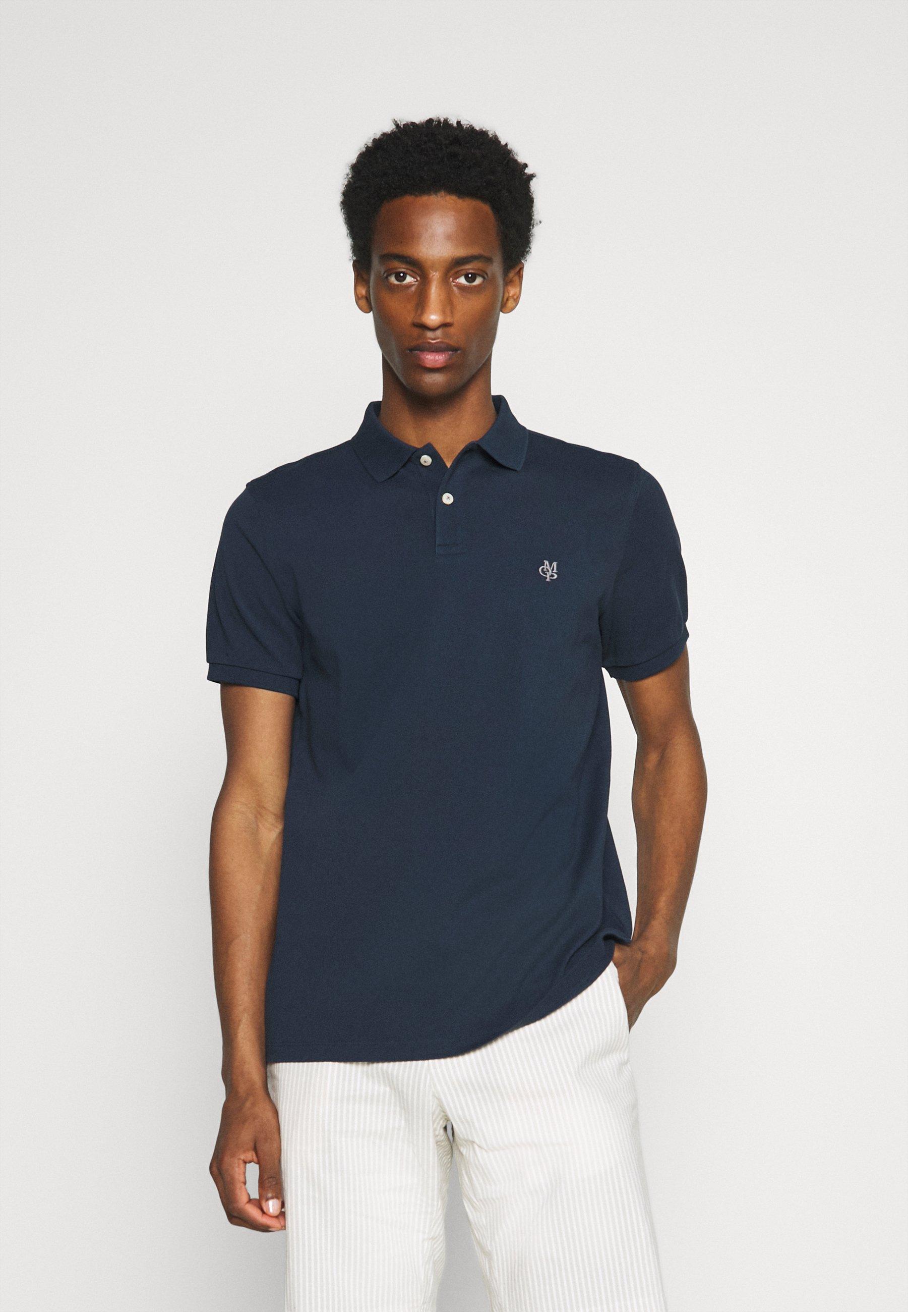 Men SHORT SLEEVE BUTTON - Polo shirt