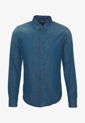 CAMICIA - Košile - blue denim