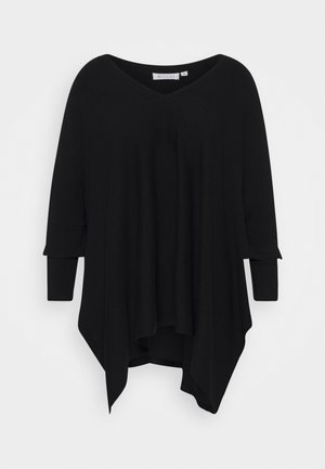 FOSNA - Jumper - black