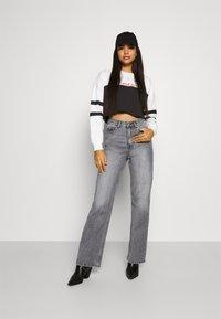 Dr.Denim - ECHO - Jeans straight leg - washed grey - 1