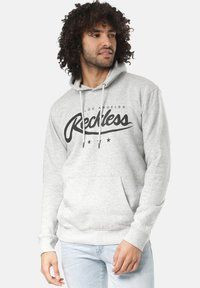Young and Reckless - NATIONAL GLORY  - Hoodie - grey - 0
