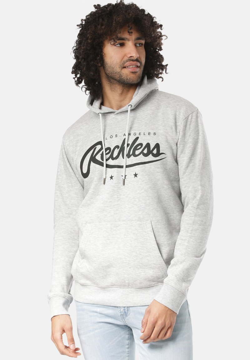 Young and Reckless - NATIONAL GLORY  - Hoodie - grey