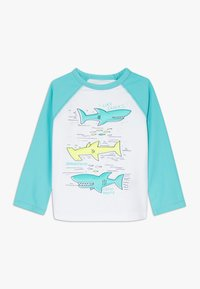 GAP - TODDLER BOY RASHGUARD - Rash vest - green cascade - 0
