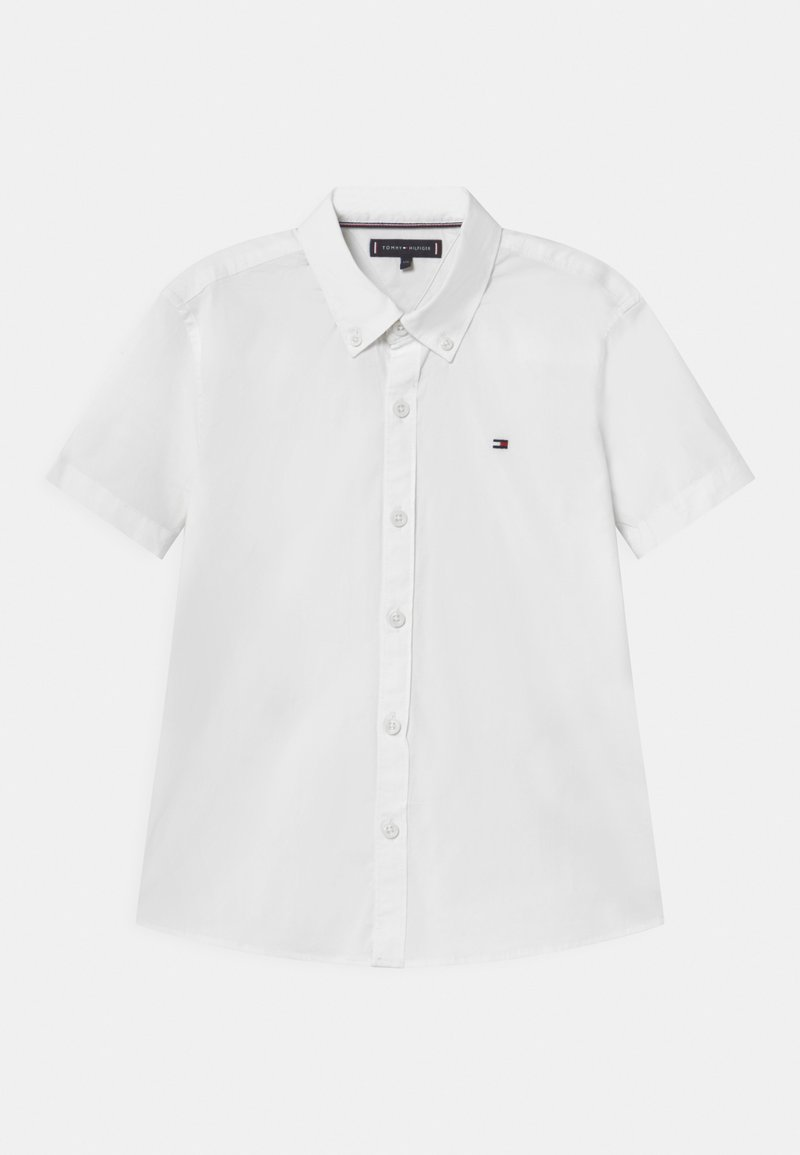 Tommy Hilfiger - SOLID STRETCH  - Shirt - white