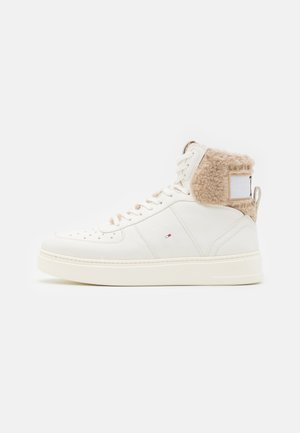 TOP  - High-top trainers - white