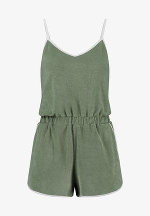 TORINO - Jumpsuit - dusty pistache green