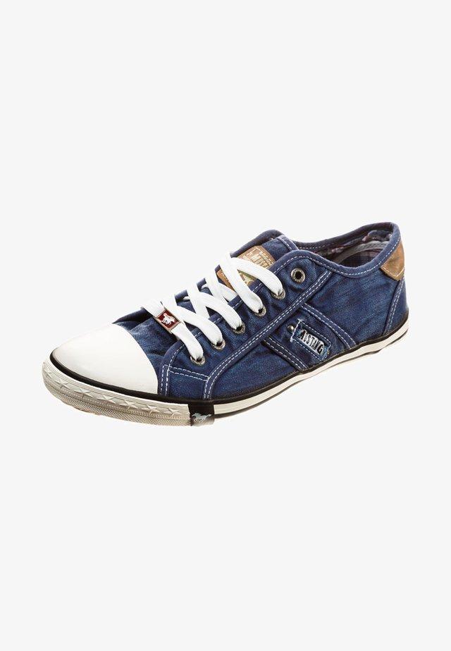 Sneakersy niskie - jeansblau