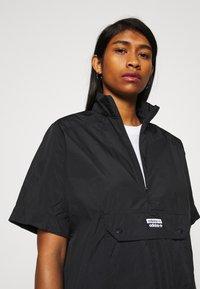 adidas Originals - DRESS - Shirt dress - black - 3