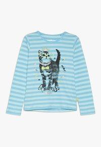 Lemon Beret - SMALL GIRLS  - Langærmede T-shirts - light blue - 0