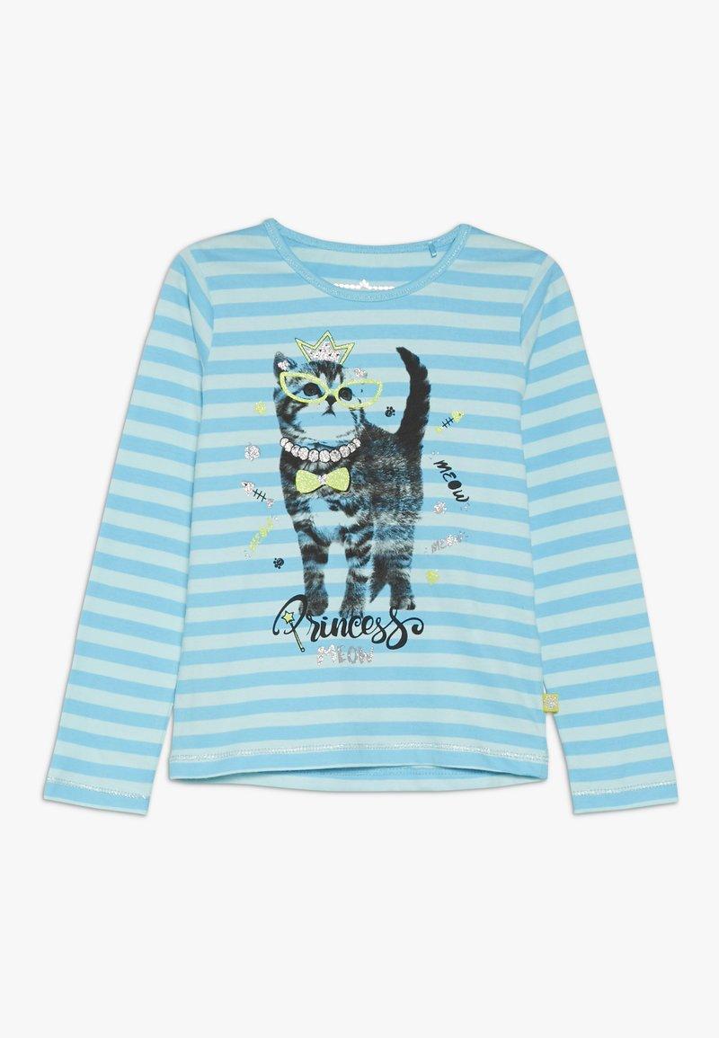 Lemon Beret - SMALL GIRLS  - Langærmede T-shirts - light blue