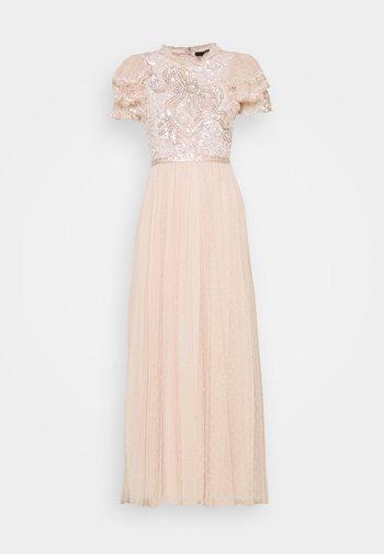 SHIRLEY RIBBON BODICE DRESS - Festklänning - pink encore