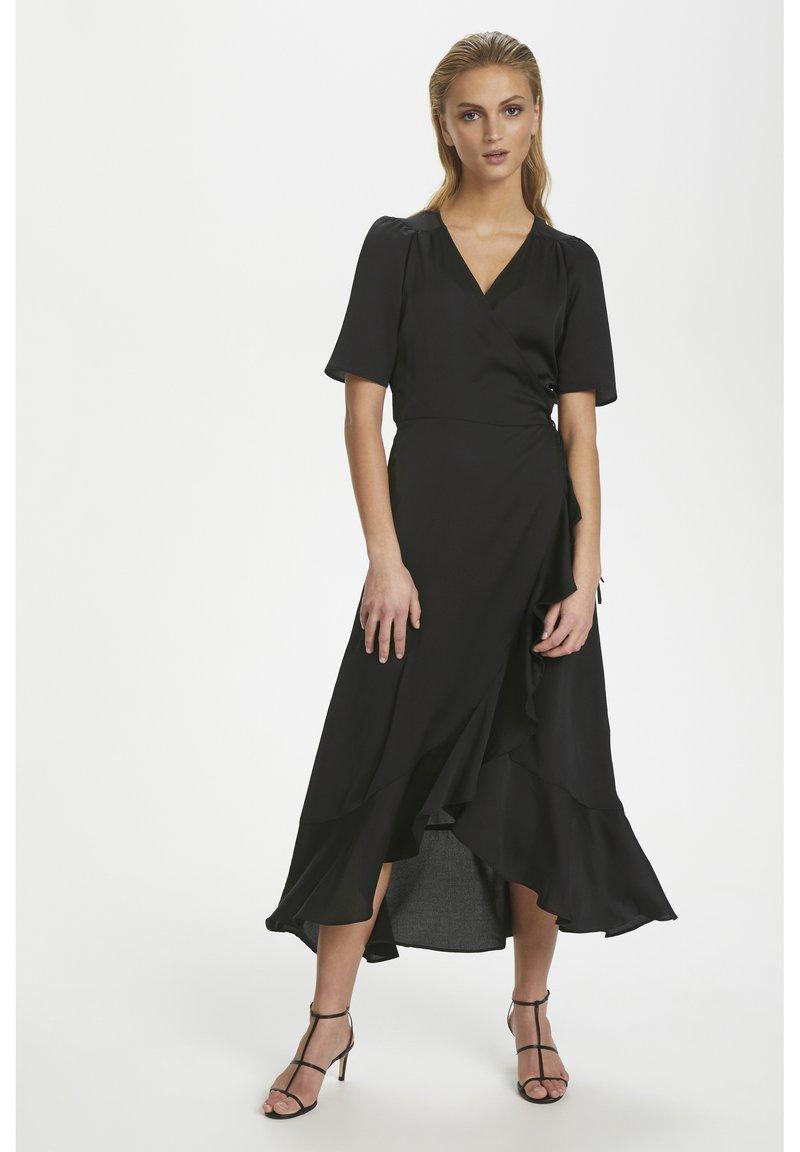 Soaked in Luxury - SL KARVEN - Korte jurk - black