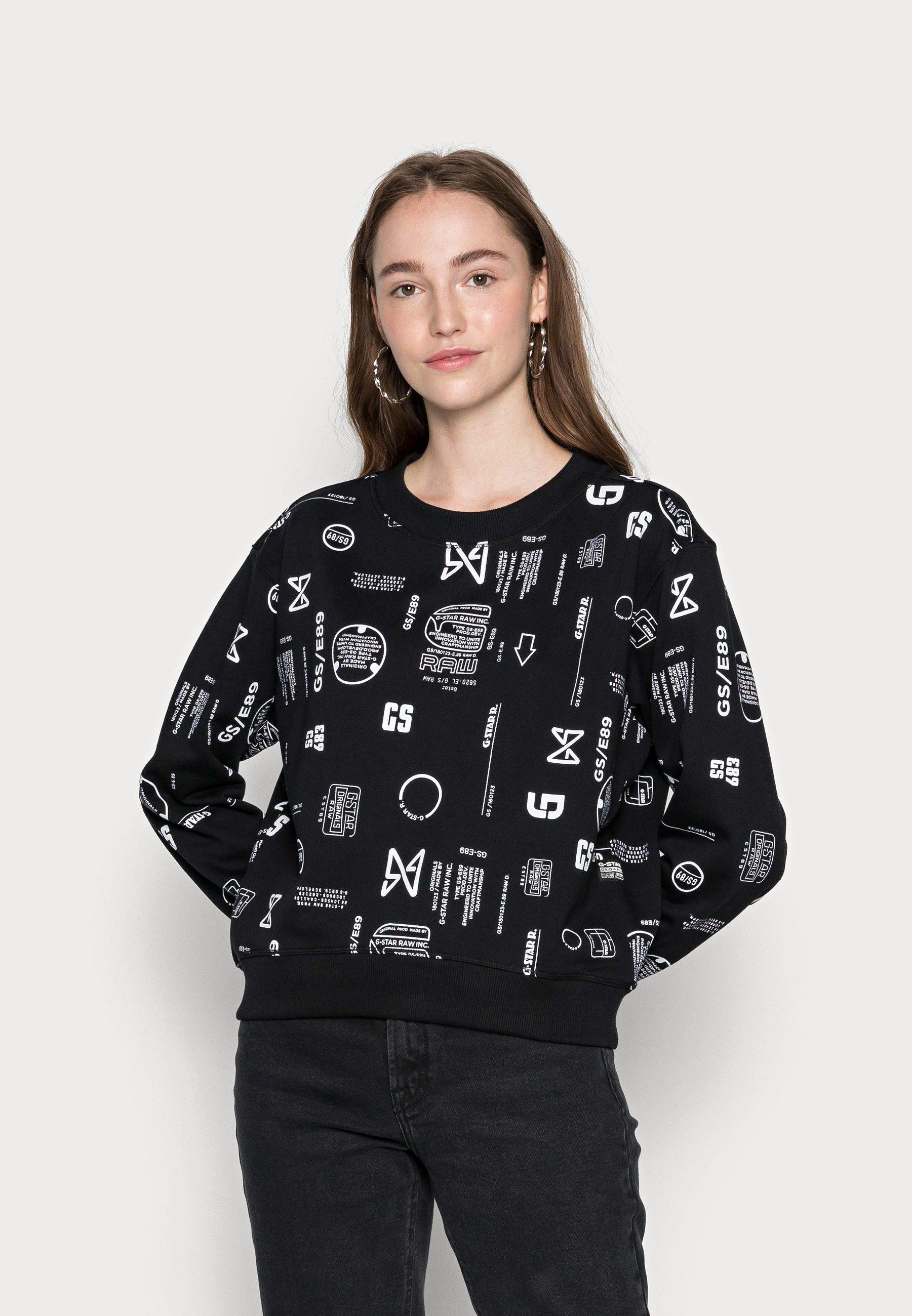 Femme CROPPED LOOSE - Sweatshirt