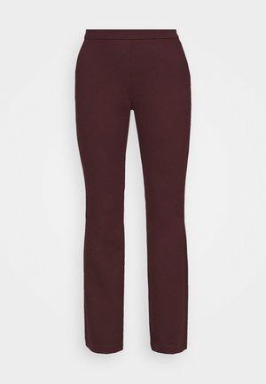 TANNY FLARE PANTS - Kalhoty - pansy