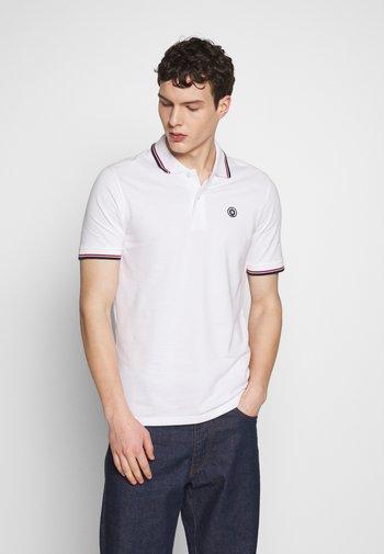 JJENOAH - Polo shirt - white