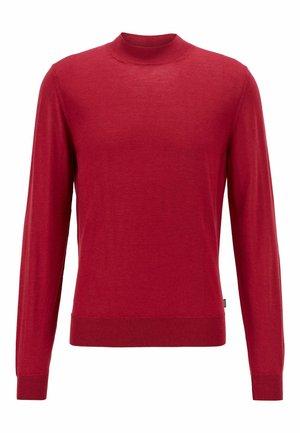 Sweatshirt - dark red