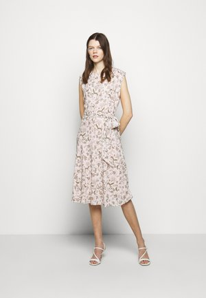 VILODIE CAP SLEEVE CASUAL DRESS - Day dress - pink multi