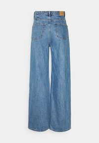 Weekday - ACE - Flared jeans - blue denim - 1