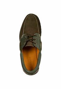 Timberland - Trainers - dark brown - 4