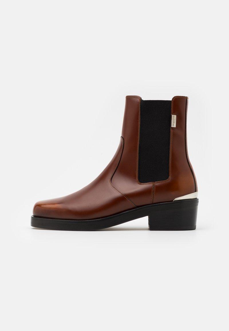 The Kooples - Kotníkové boty - brown