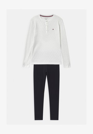 Pyžamová sada - white