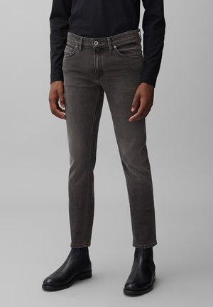 Slim fit jeans - authentic black