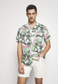 Levi's® - CUBANO SHIRT - Camicia - cloud dancer - 0