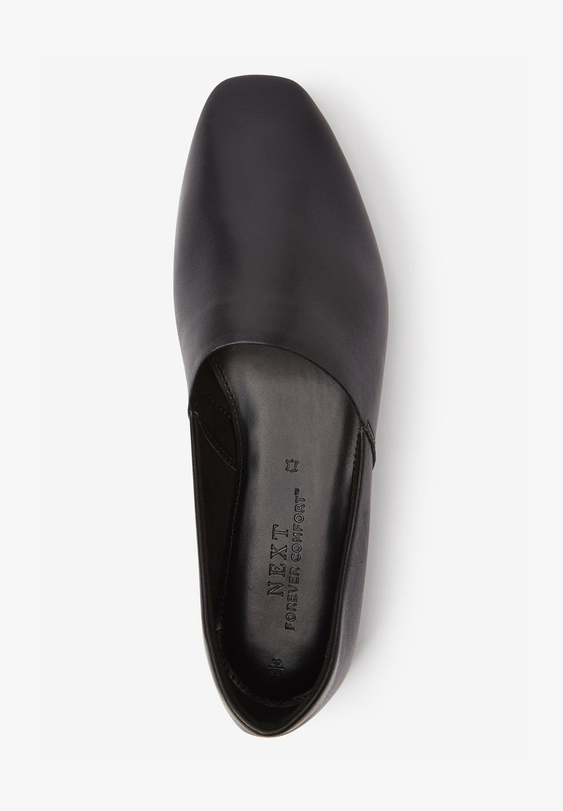 Next - Slip-ons - black