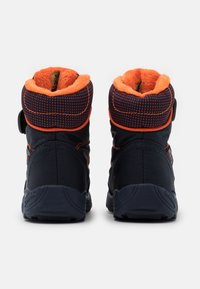 Kamik - STANCE UNISEX - Winter boots - navy/flame - 2