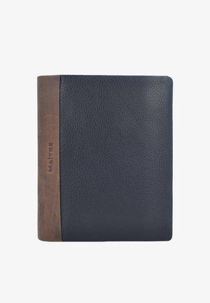 HAINER  - Wallet - dark brown