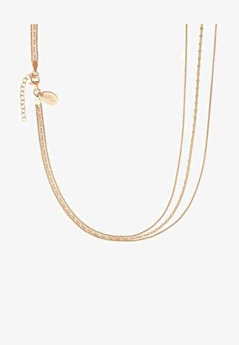 Necklace - rosefarben