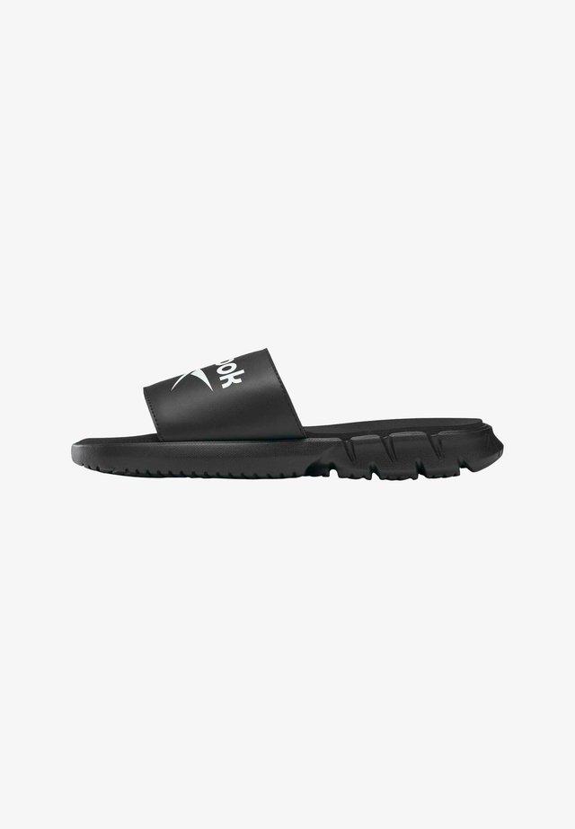 Sandali da bagno - black