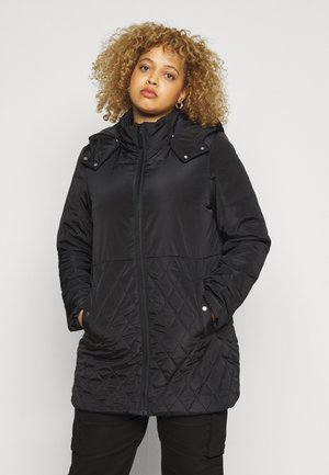 JRSARA QUILTED JACKET - Winterjas - black