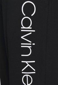 Calvin Klein - LOGO - Pantaloni sportivi - black - 2