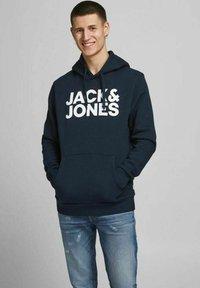 Jack & Jones - 2 PACK - Hoodie - black - 3