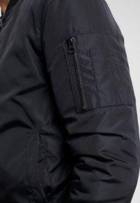 Common Kollectiv - UNISEX UTILITY SMASH JACKET - Bomber Jacket - black - 6
