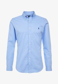 Polo Ralph Lauren - NATURAL SLIM FIT - Shirt - periwinkle blue - 5