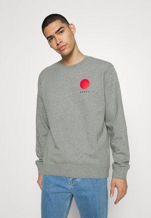 JAPANESE SUN UNISEX - Sweater - mid grey