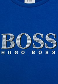 BOSS Kidswear - LONG SLEEVE  - Top sdlouhým rukávem - electric blue - 2