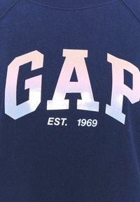 GAP - SHINE TUNIC - Sweatshirt - elysian blue - 2