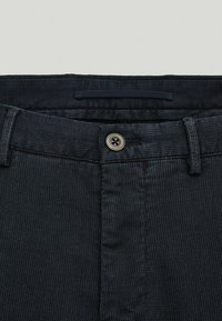 Massimo Dutti - Chinos - blue-black denim - 2
