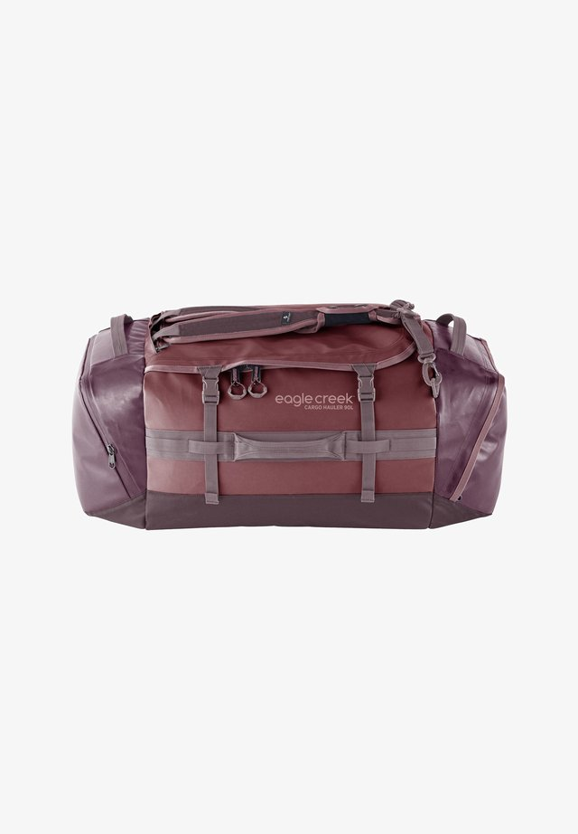 CARGO HAULER - Holdall - earth red