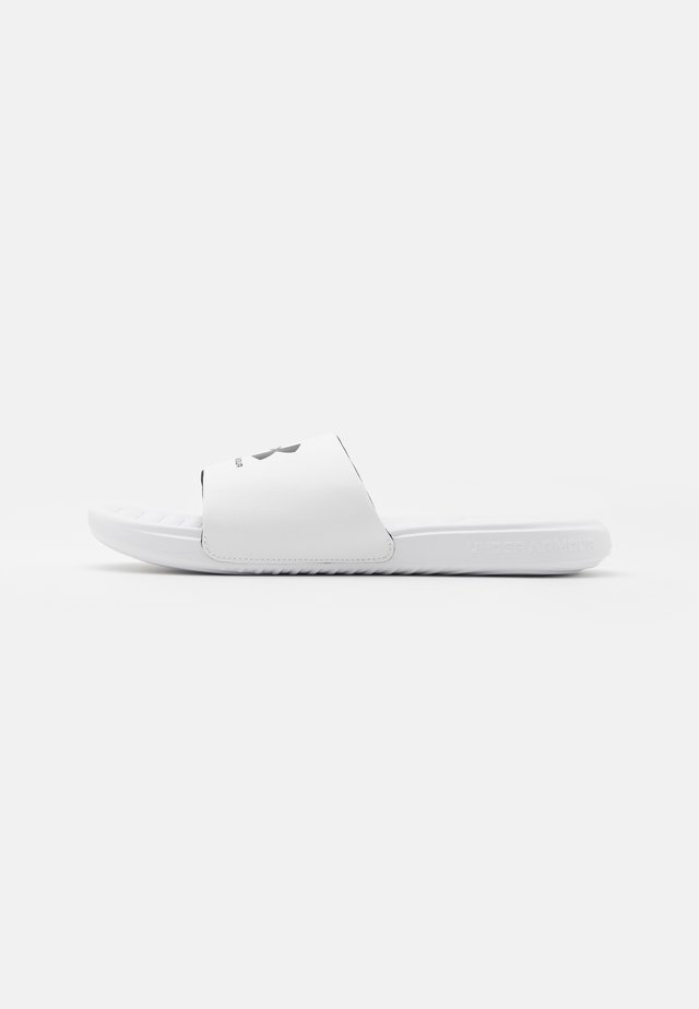 ANSA FIX - Pool slides - white