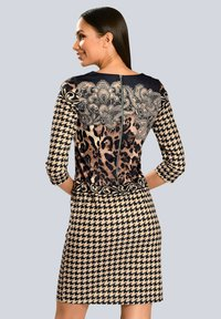 Alba Moda - Day dress - marineblau braun - 2
