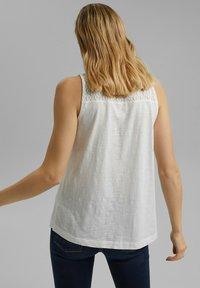 Esprit - Blouse - off white - 1
