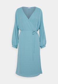Filippa K - WILLA DRESS - Denní šaty - turquoise - 0